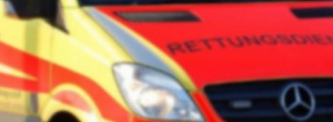 Foto Rettungswagen